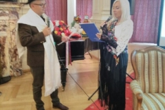 Urszula Burek jako Rachela i Ryszard Tomaszewski jako Poeta