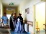 Narodowe Czytanie dzieł Aleksandra Fredry w wałbrzyskim hospicjum