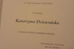 dyplom Kasia